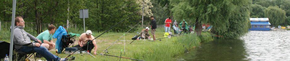 Змагання в «Антонов-Агро» черговий раз подарували свято риболовам